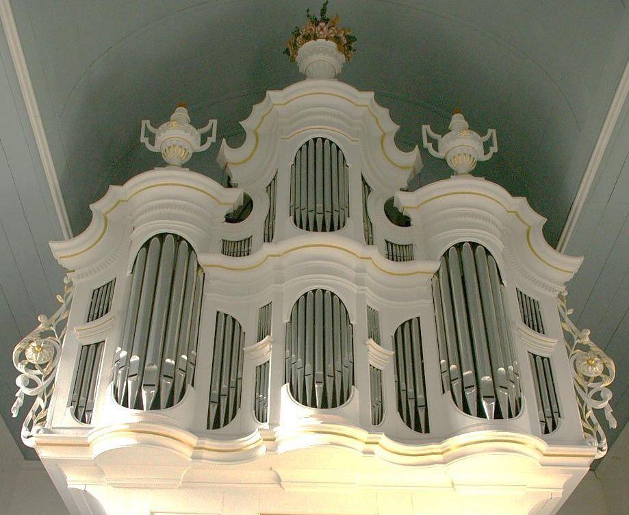 Wenthin Orgel
